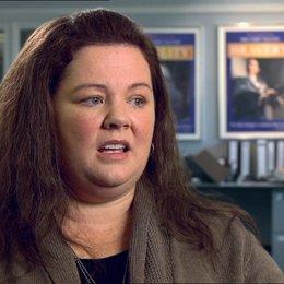 Mellisa McCarthy - Mullins - über den Film - OV-Interview