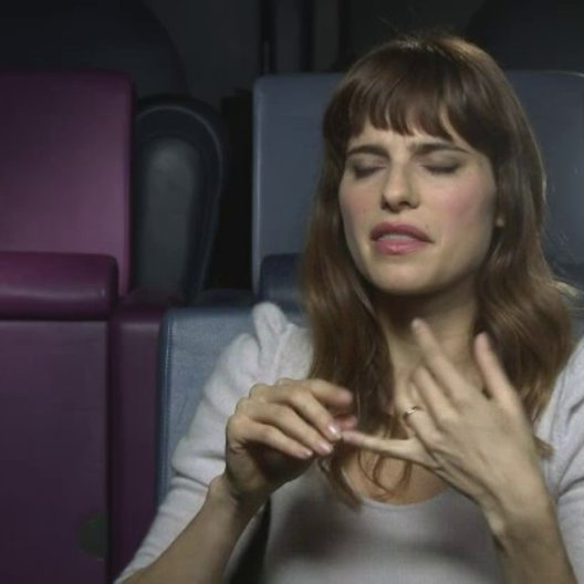 Lake Bell - Nancy - über die Handlung des Films - OV-Interview Poster