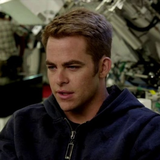 Chris Pine - Captain James Kirk - über die Beziehung zwischen Kirk und Spock - OV-Interview
