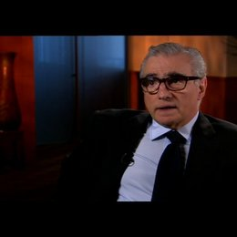 Martin Scorsese über das Script - OV-Interview Poster