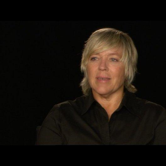 SARAH GREEN (Produzentin) über den Filmtitel The Tree of Life - OV-Interview Poster