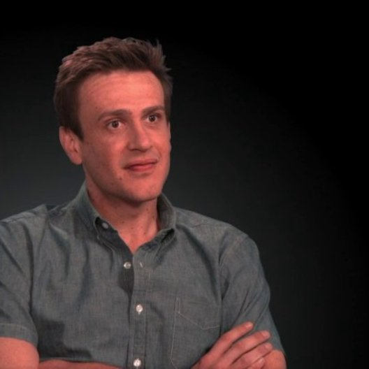 Jason Segel (Jay) über Cameron Diaz - OV-Interview