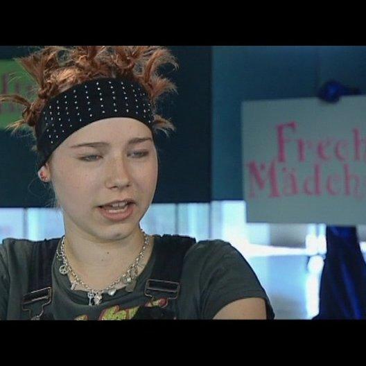 Interview mit Selina Shirin Müller Poster