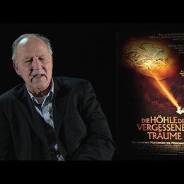 Werner Herzog über die Entstehung des Projekts - Interview Poster