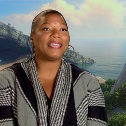 Queen Latifah über Ellies Beziehung zu Peaches - OV-Interview Poster