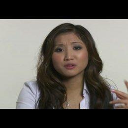 """Brenda Song (""""Christy"""") über die Dreharbeiten - OV-Interview"""
