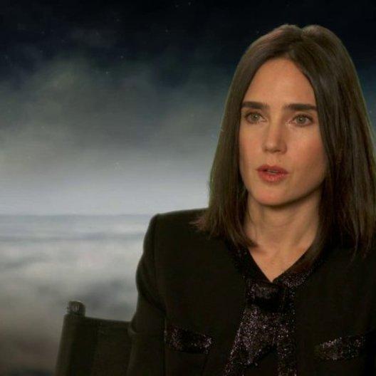 Jennifer Connelly - Naameh - darüber die Bibel zum Leben zu erwecken - OV-Interview Poster