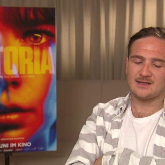 Frederick Lau - Sonne - über die Nominierung zum Deutschen Filmpreis - Interview Poster