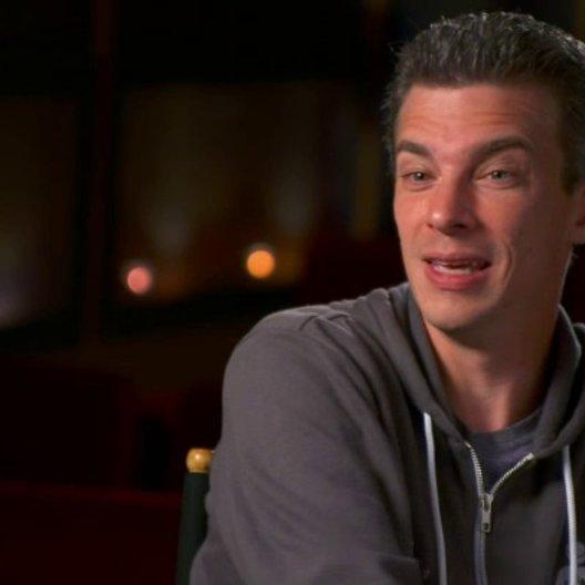 Josh Boone - Regisseur - über John Green am Set - OV-Interview