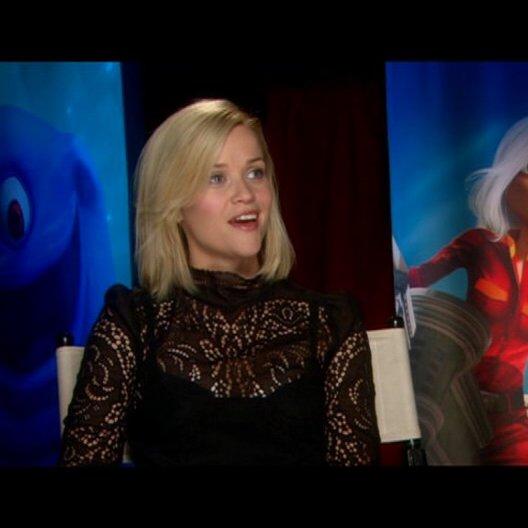 Reese Witherspoon / über ihre Rolle - OV-Interview