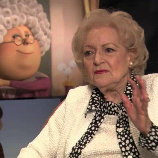 Betty White über Thneedville - OV-Interview Poster