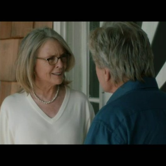 Oren bietet sich als Agent für Leah an - Szene Poster