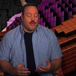 Kevin James über die Videospiel Charaktere im Film - OV-Interview