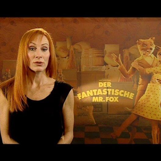 Andrea Sawatzki über einen noch zu erfüllenden Traum - Interview Poster
