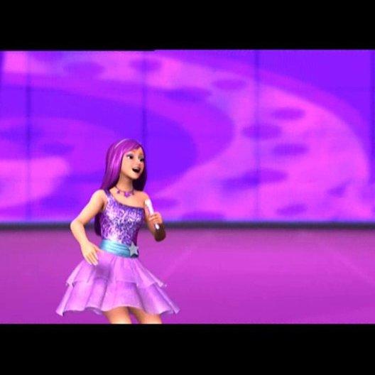 Barbie: The Princess & The Popstar (DVD-Trailer) Poster
