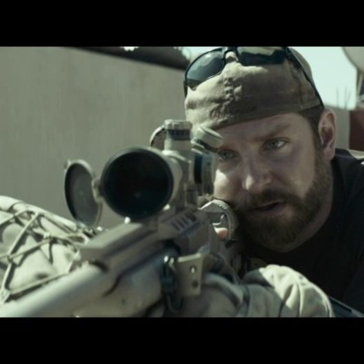 American Sniper - Trailer Poster