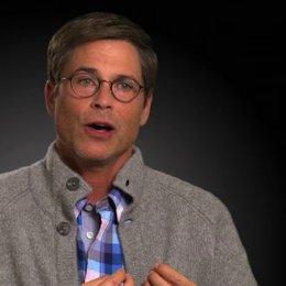 Rob Lowe (Hank) über die Story - OV-Interview