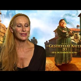 Andrea Sawatzki - deutsche Stimme Jill - über den Film und die Figuren - Interview Poster