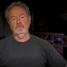 Ridley Scott über die Schlacht bei Qades - OV-Interview Poster