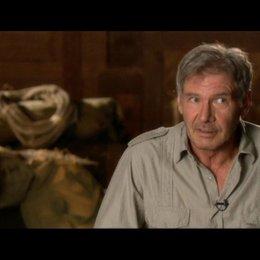 Interview mit Harrison Ford (Indiana Jones) - OV-Interview