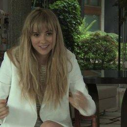 Suki Waterhouse über die Botschaft des Films - OV-Interview