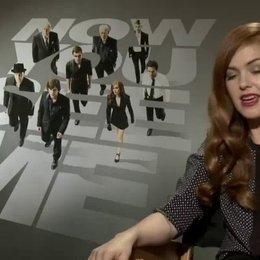 Isla Fisher - Henley Reeves - über ihre Rolle - OV-Interview Poster