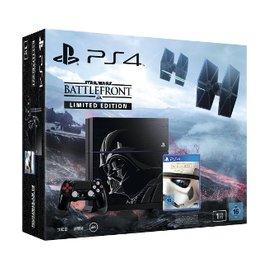 """Gewinnt ein PS4-Bundle im limitierten """"Star Wars""""-Look + """"Star Wars Battlefront"""""""