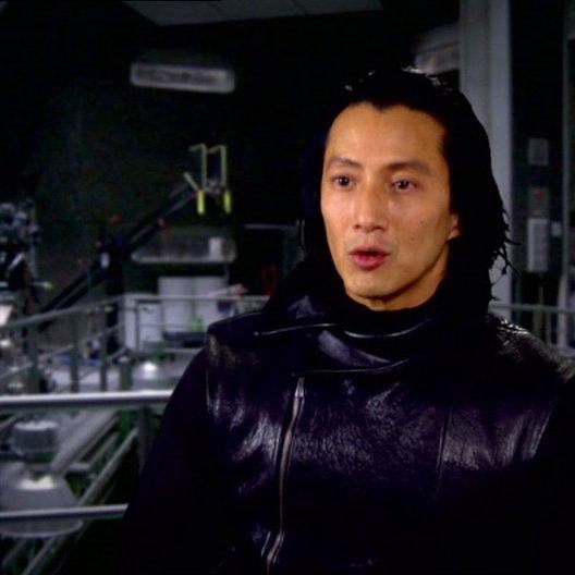 Kenuichio Harada über die Vielschichtigkeit der Geschichte - OV-Interview