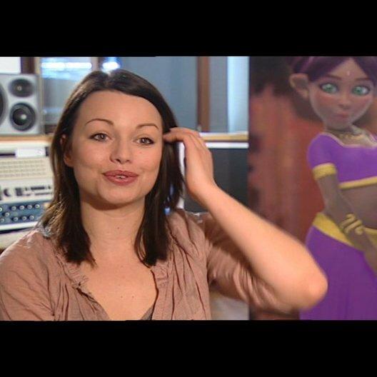 Cosma Shiva Hagen (Suki) über ihre erste Reaktion auf die Rolle Suki - Interview