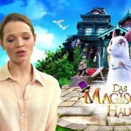 Karoline Herfurth - Maggie - über ihre Rolle II - Interview