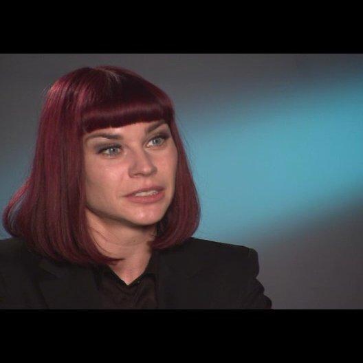 Christiane Paul über Jerry Cotton - Interview