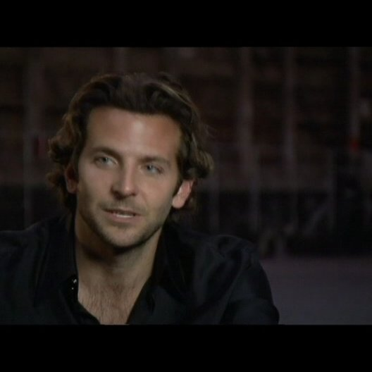 "Bradley Cooper (""Phil"") - OV-Interview Poster"