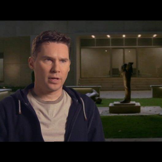Bryan Singer - Produzent - über die Entwicklung der X-Men-Herkunftsgeschichten - OV-Interview Poster