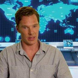 Benedict Cumberbatch über die Besetzung - OV-Interview