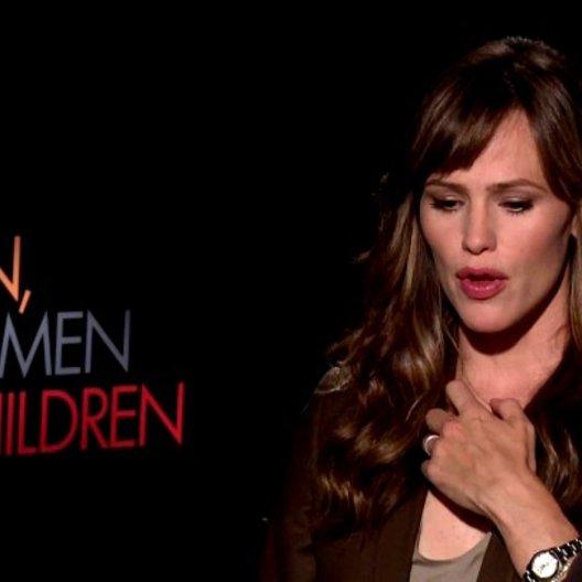 Jennifer Garner - Patricia Beltmeyer - über die Themen des Films - OV-Interview