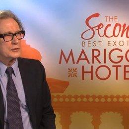 Bill Nighy über die Beziehung zwischen Douglas und Evelyn - OV-Interview
