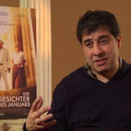 Hossein Amini - Regisseur - über die Dreharbeiten und die Postproduktion - OV-Interview Poster