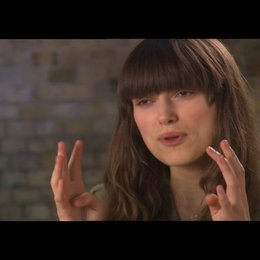 Keira Knightley über die Thematik des Films - OV-Interview Poster