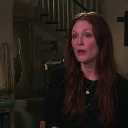 Julianne Moore über ihre Rolle - OV-Interview