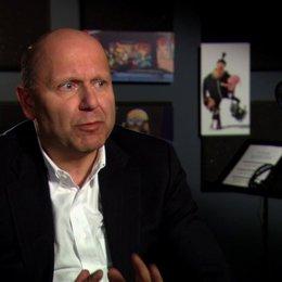 Chris Meledandri über Lucy und Gru - OV-Interview