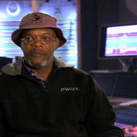 Samuel L. Jackson - Whiplash - darüber, wie das Schneckengang Turbo beeinflusst - OV-Interview Poster
