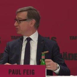 Pressekonferenz in Berlin mit Paul Feig - Sonstiges Poster