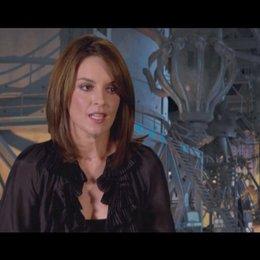TINA FEY / Original Stimme Roxanne Ritchi / ueber den Film - OV-Interview Poster
