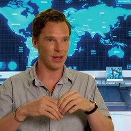 Benedict Cumberbatch die Beziehung zu den Pinguinen - OV-Interview
