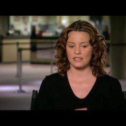 Elizabeth Banks (Lara Brennan) daüber was das Besondere des Films ausmacht - OV-Interview