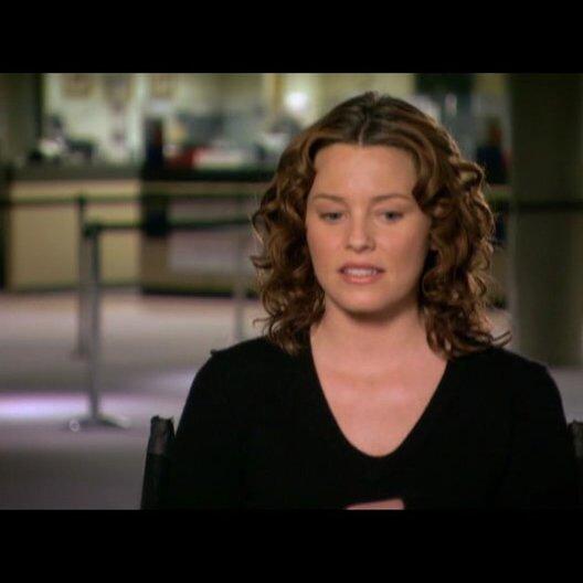 Elizabeth Banks (Lara Brennan) daüber was das Besondere des Films ausmacht - OV-Interview Poster