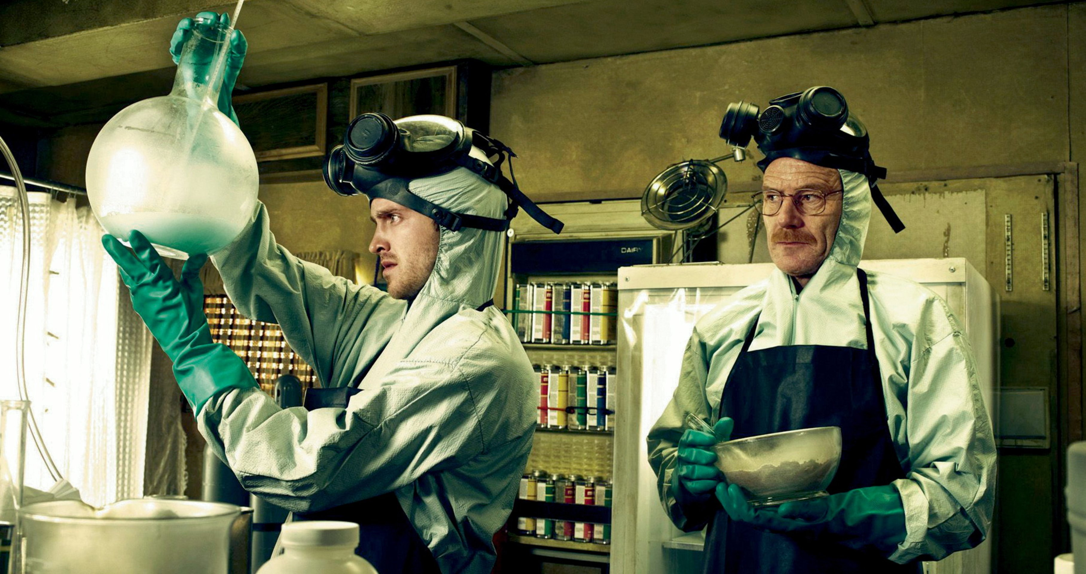 Das Ende Von Breaking Bad Wurde Bereits In Staffel 2 Verraten