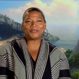 Queen Latifah über ihre Rolle - OV-Interview Poster