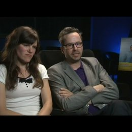 Kurt Krömer und Fritzi Haberlandt über ihre Zusammenarbeit / die Atmosphäre am Set - Interview Poster