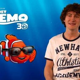 Domenic Redl - Synchronstimme Nemo - was Findet Nemo in 3D ausmacht - Interview Poster